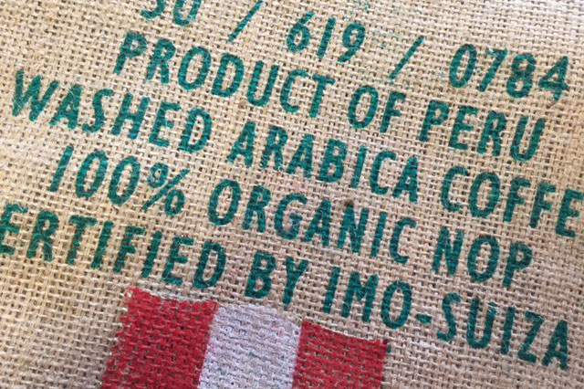 Our Organic Coffee